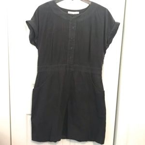 Boden grey microcode dress 12